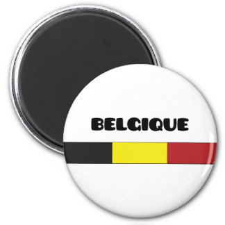Belgique / Belgium Magnet