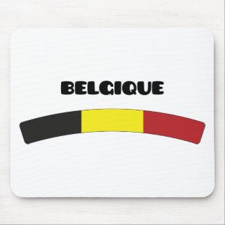 Belgique / Belgium Mouse Pad