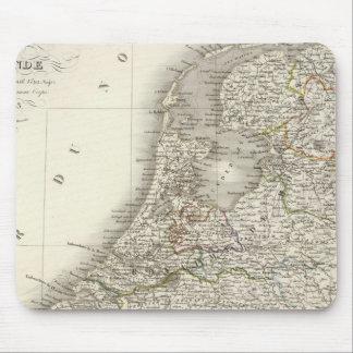 Belgique, Hollande - Belgium, Holland Mouse Pad