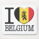 Belgium2 Mousemat