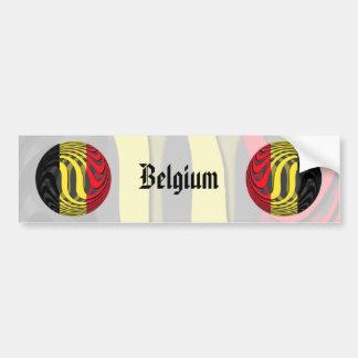 Belgium #1 bumper sticker