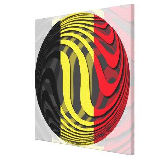 Belgium #1 canvas print