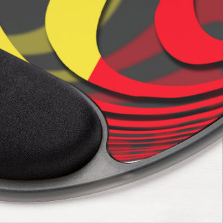 Belgium #1 gel mouse pads