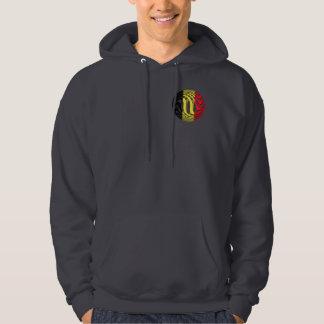 Belgium #1 hoodie