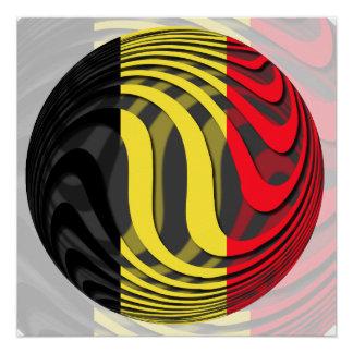 Belgium #1 poster