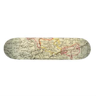 Belgium 3 skateboard deck