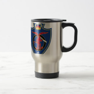 Belgium Air Force BAF Patch 42 Recce Squadron 3 Wi 15 Oz Stainless Steel Travel Mug