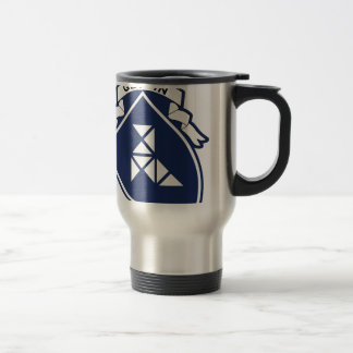 Belgium Air Force BAF Patch 8 Squadron 3 Wing Patc 15 Oz Stainless Steel Travel Mug