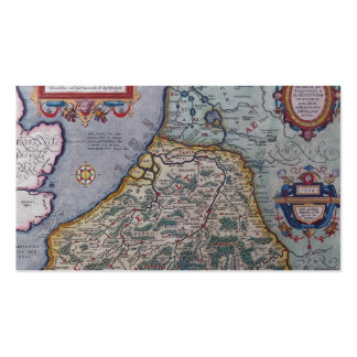 Belgium and Holland bookmark Business Card
