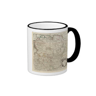 Belgium and Netherlands Ringer Mug