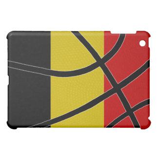 Belgium Basketball iPad Case