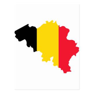 Belgium BE Postcard