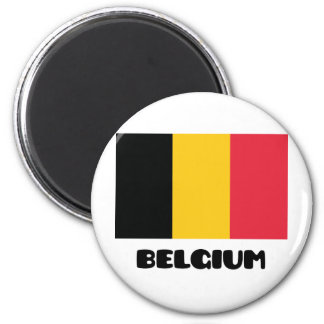 Belgium / Belgique Magnets