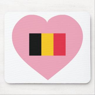Belgium / Belgique Mouse Pad