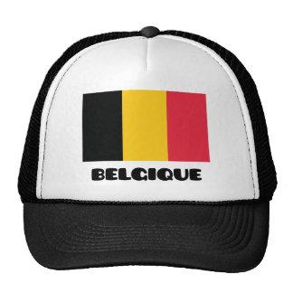 Belgium / Belgique Trucker Hat