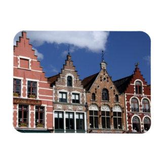 Belgium, Brugge (aka Brug or Bruge). UNESCO 2 Magnet