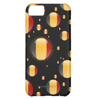 Belgium Bubble Flag Cover For iPhone 5C