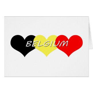 Belgium Card