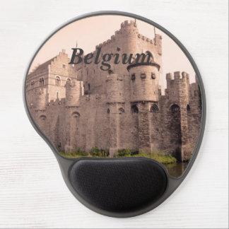 Belgium Castle Gel Mousepad