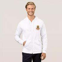 Belgium coat of arms hoodie