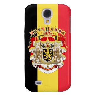 Belgium Coat of Arms Samsung Galaxy S4 Case