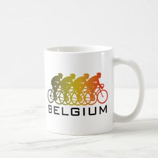 Belgium Cycling Coffee Mug