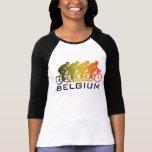 Belgium Cycling T Shirts
