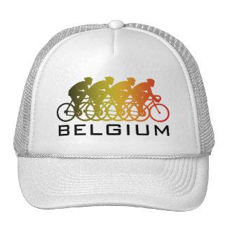 Belgium Cycling Trucker Hat