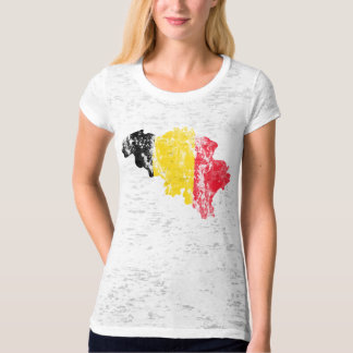 Belgium Distressed Shirt