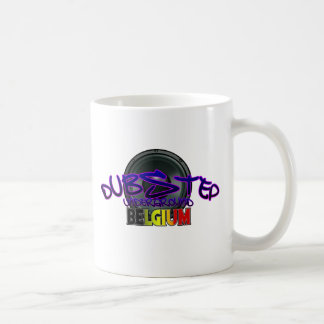 Belgium DUBSTEP Dub Grime Reggae Electro Coffee Mug