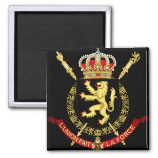 belgium emblem refrigerator magnets