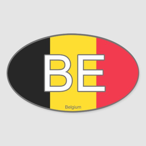 Belgium Euro Sticker  Zazzle