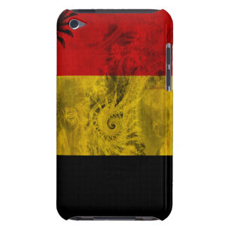 Belgium Flag Barely There iPod Covers