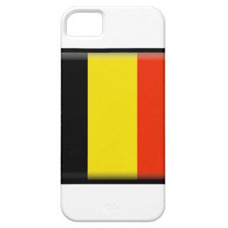 Belgium Flag iPhone 5 Cover