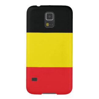 Belgium Flag Galaxy S5 Cover