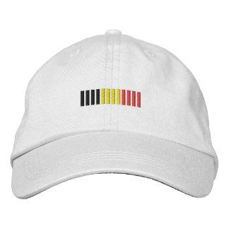 Belgium flag Hat design