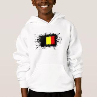 Belgium Flag Hoodie