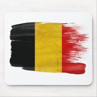 Belgium Flag Mousepads