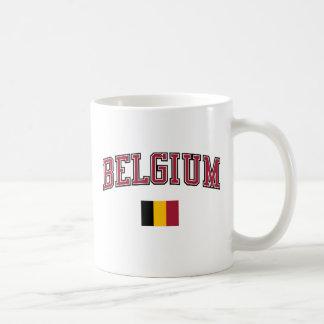 Belgium + Flag Mugs