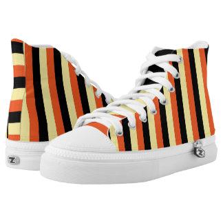 Belgium Flag -.png High-Top Sneakers