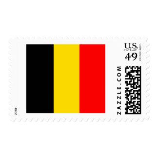 Belgium Flag Stamps