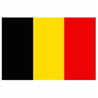 Belgium Flag Statuette