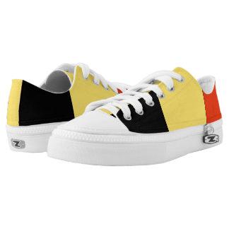 Belgium Low-Top Sneakers