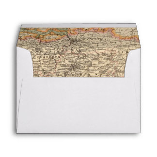 Belgium, Luxemburg Envelopes