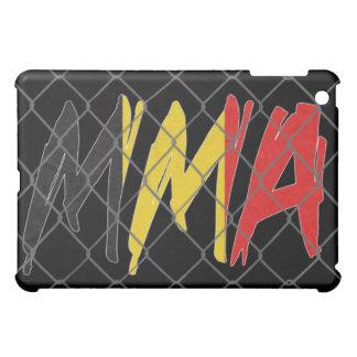 Belgium MMA black iPad case