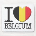 Belgium Mousepads
