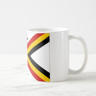 Belgium Naval Ensign Flag Coffee Mug