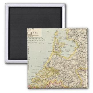 Belgium, Netherlands 2 Magnet