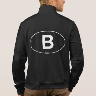 Belgium Oval Jacket