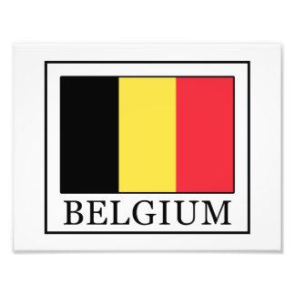 Belgium Photo Print
